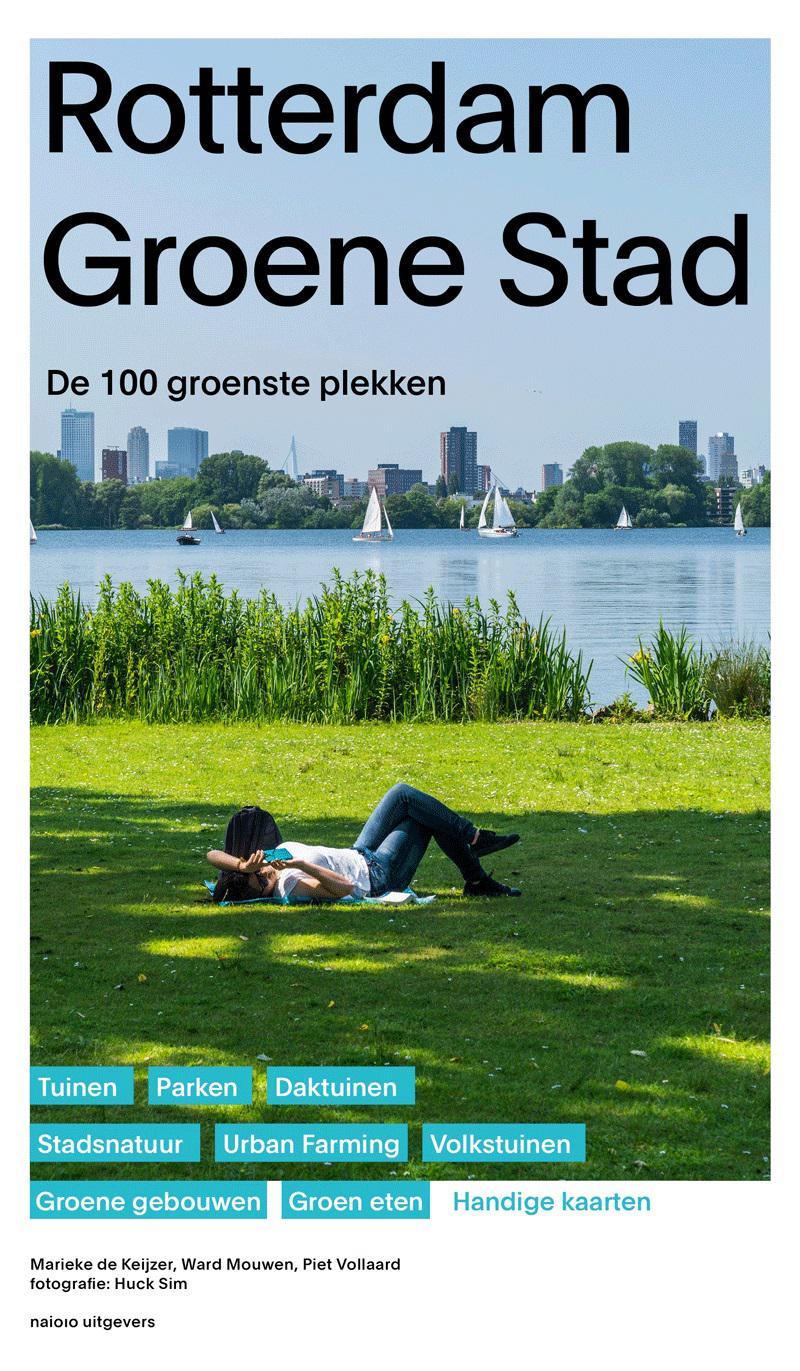 Rotterdam groene stad (e-book)