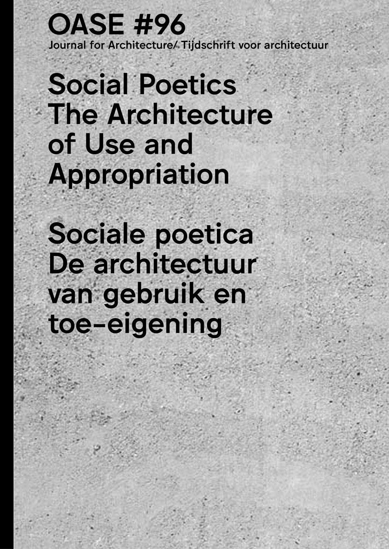 OASE 96 Sociale Poetics