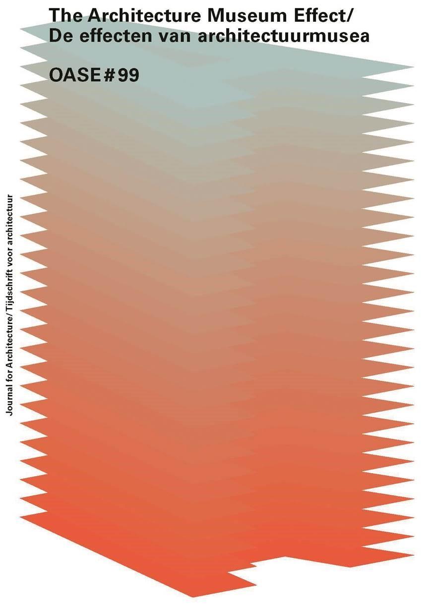 Αποτέλεσμα εικόνας για Journal for Architecture OASE 99 (2017),