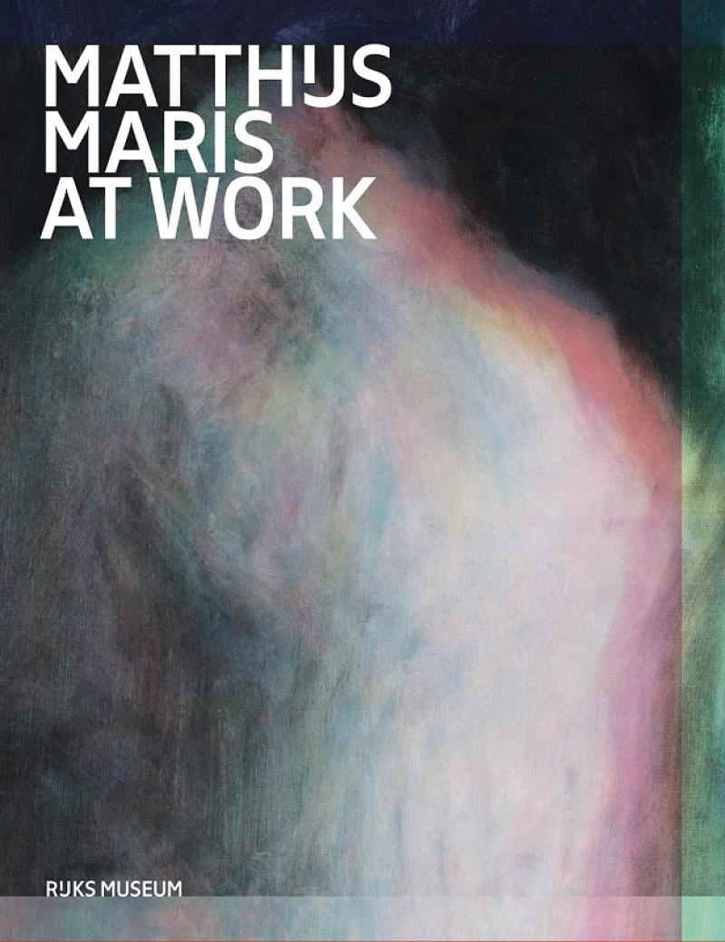 Matthijs Maris at Work