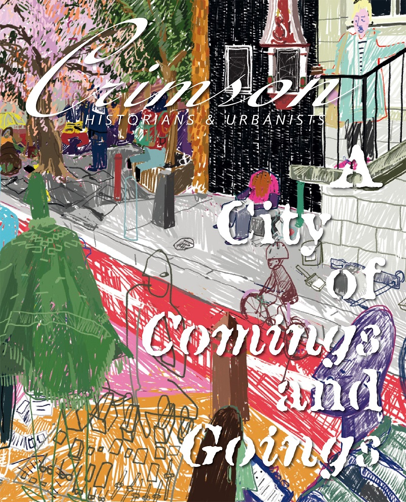 Afbeeldingsresultaat voor city of comings and goings crimson