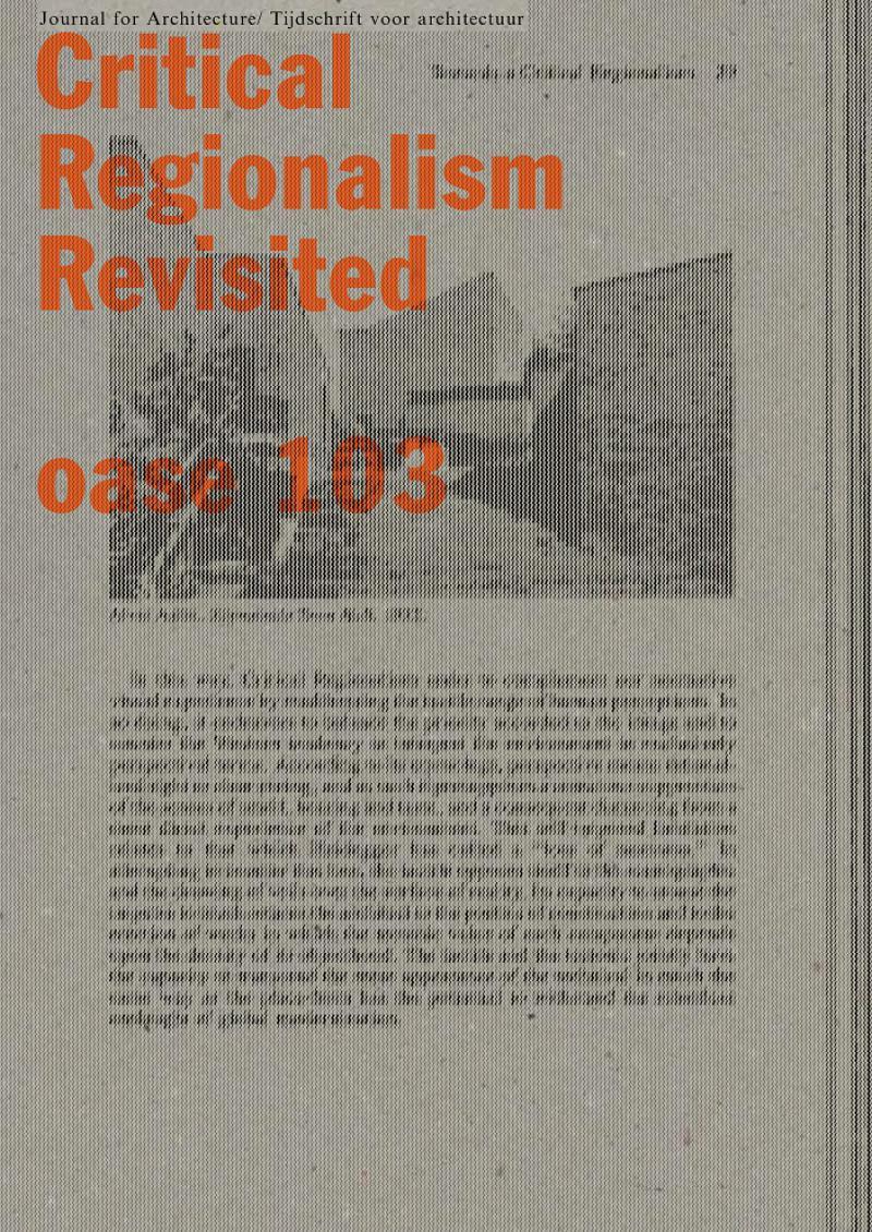 OASE 103 (e-book)