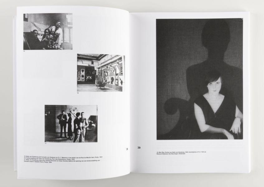 Peggy Guggenheim en Nelly van Doesburg