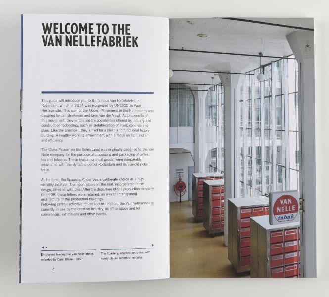 Van Nellefabriek Rotterdam (Nederlands)
