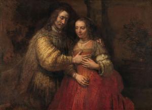 Rembrandt and Velazquez