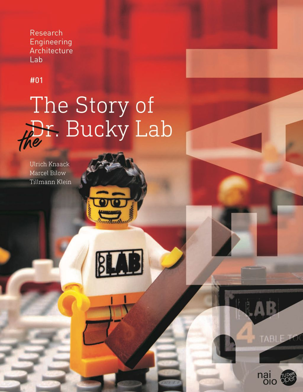 The Story of Dr. Bucky Lab